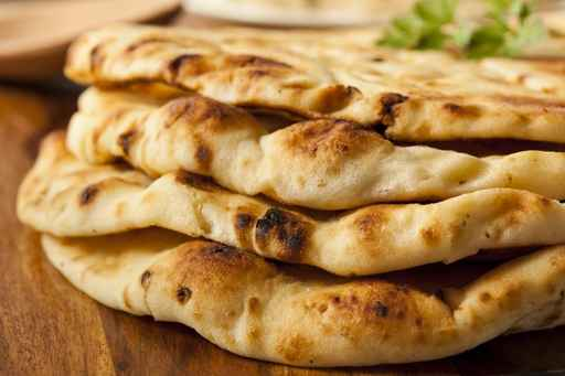 Naan – Simple and Quick