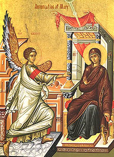 Sermon on the Annunciation – Saint Proclus