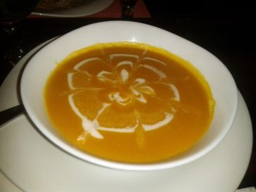 Harvest Moon Butternut Squash Soup